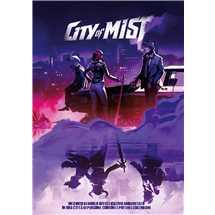 City of Mist - Manuale Base