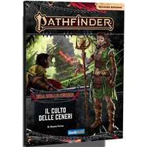 Pathfinder Il Culto delle Ceneri (Seconda Edizione)
