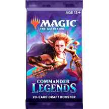 MTG - Commander Legends Booster Pack