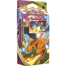 Mazzo Pokemon Spada e Scudo Voltaggio Sfolgorante ITA Charizard