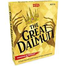 Dungeons & Dragons: The Great Dalmuti Deck