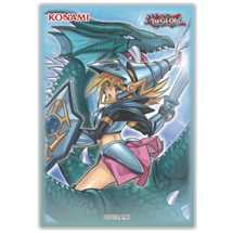 Mini Deck Protector Yu-Gi-Oh! Dark Magician Girl the Dragon Knight