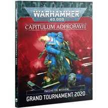 40-10 Capitulum Adprobavit: Pacchetto Missioni Grand Tournament 2020