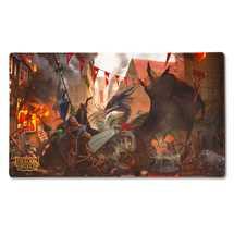 22551 Dragon Shield Playmat Valentine Dragon 2021