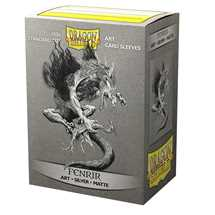 12051 Dragon Shield Viking Matte ArtFenrir (100 Sleeves)