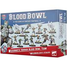 202-07 Blood Bowl - Necromantic Horror Team