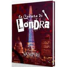 Vampiri La Masquerade 5° Edizione - La Caduta di Londra
