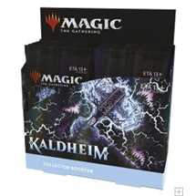 MTG - Kaldheim Collector Booster Display (12 Packs)