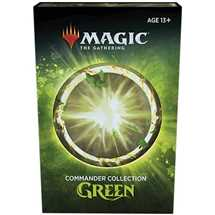 Commander Collection - Green