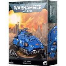 48-37 Space Marines Gladiator