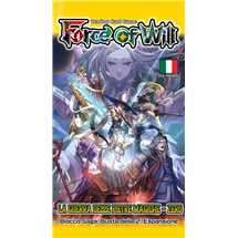 Booster Pack FOW Force of Will S2 The Magic Stone War - Zero