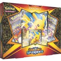 Pokemon Spada e Scudo 4.5 Destino Splendente Collezione Pikachu-