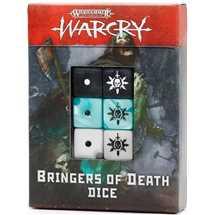 111-74 Warcry: Set di Dadi dei Portatori di Morte
