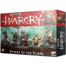 111-27 Warcry Scions of the Flame