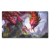 21639 Dragon Shield Playmat - Diamond 'Cornelia'