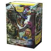 12064 Dragon Shield Easter Dragon 2021 (100 Sleeves)