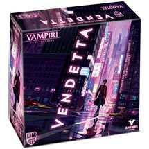 Vampiri the Masquerade - Vendetta