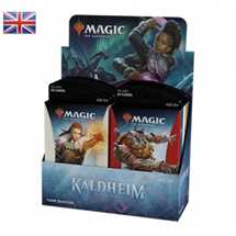 MTG Kaldheim Theme Booster Display (12 Packs) - EN