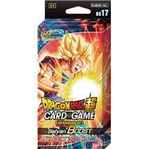 Dragon Ball Super Expansion Set-Saiyan Boost- BE17