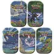 Pokemon Mini Tin da collezione Spada e Scudo 4.5 Destino Splendente assortito