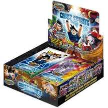 Dragon Ball Super DBS14 UW Cross Spirits - Box ING (Release 13/08)