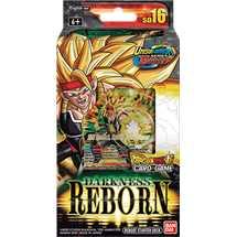 Dragon Ball Super Starter Deck 16 Darkness Reborn (SD16)