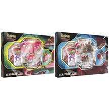 Pokemon Collezione Lotte Venusaur-VMAX e Collezione Lotte Blastoise-VMAX
