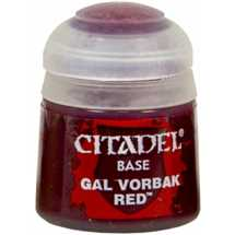 21-41 Citadel Base: Gal Vorbak Red