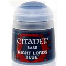21-42 Citadel Base: Night Lords Blue