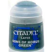 22-87 Citadel Layer: Sons of Horus Green
