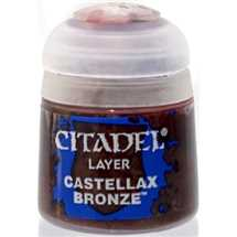 22-89 Citadel Layer: Castellax Bronze