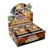 Box YGO Lightning Overdrive 1a ed. display 24 buste