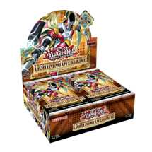 Box YGO Lightning Overdrive 1a ed. Booster Box English