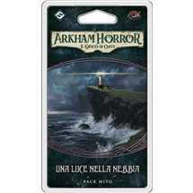 Arkham Horror LCG - Una Luce nella Nebbia