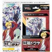 Cardfight!! Vanguard overDress - Starter Deck Display 3: Tohya Ebata - Apex Ruler (8 Decks) - EN