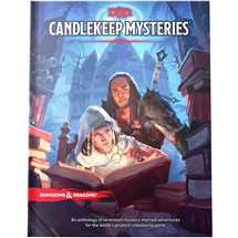 Dungeons & Dragons 5a ed. - Candlekeep Mysteries