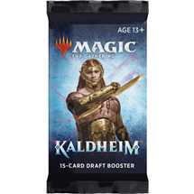 MTG - Kaldheim Draft Booster Pack