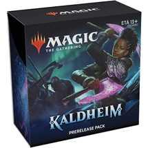 MTG Kaldheim Prerelease Kit