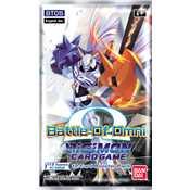 Busta Digimon Card Game BT05 Battle of Omni