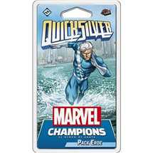 Marvel Champions - Quicksilver (Pack Eroe)