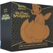 Pokemon Set Allenatore Fuoriclasse Destino Splendente 2 Invio