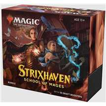 MTG - Strixhaven: School of Mages Bundle - ITA