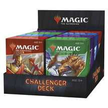 Display Magic the Gathering Challenger Deck 2021 (8 mazzi)
