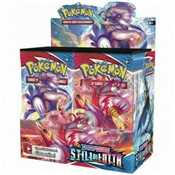 Box Pokemon Spada e Scudo Stili di Lotta  (36 buste)