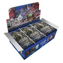Box Gate Ruler Evil God Advent (36 buste)
