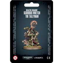 43-45 Death Guard Scribbus Wretch, The Tallyman