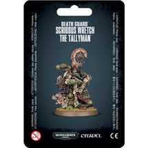43-45 Death Guard Scribbus Wretch, The Tallyman