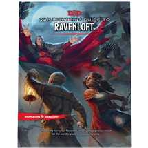 Dungeons & Dragons 5a ed. - Van Richten's Guide to Ravenloft