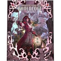 Dungeons & Dragons 5a ed. - Van Richten's Guide to Ravenloft (Alternate Cover)