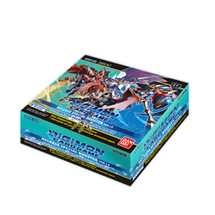 Digimon Card Game BT01-03 Box Special Booster Ver.1.5 + 2 Dash Pack